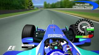 THE ULTIMATE F1 TRACK! - rFactor - F1 Total Circuit The