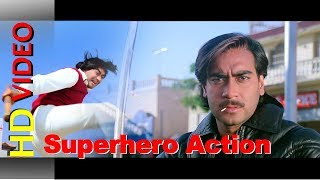 Ajay Devgn Dhamaka Movie Action