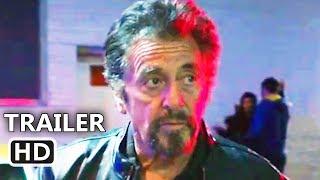 HANGMAN Official Trailer (2017) Al Pacino, Karl Urban Thriller Movie HD