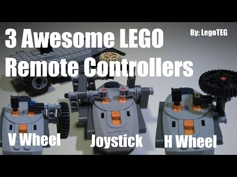 How to make three AWESOME Remote Controllers