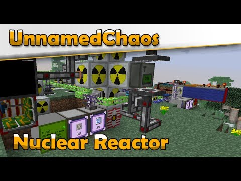 Technical Minecraft Tutorial - 60k Coolant Nuclear IC2 Reactor
