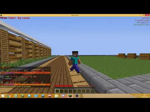 [Minecraft] Novo Hack Op??! Firex Client '-??