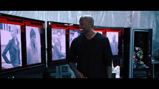 Funny Paul Walker and Tyrese Gibson Fast & Furious 6 Scene