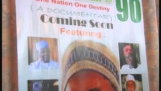 General Buhari Visits Shagari in Sokoto