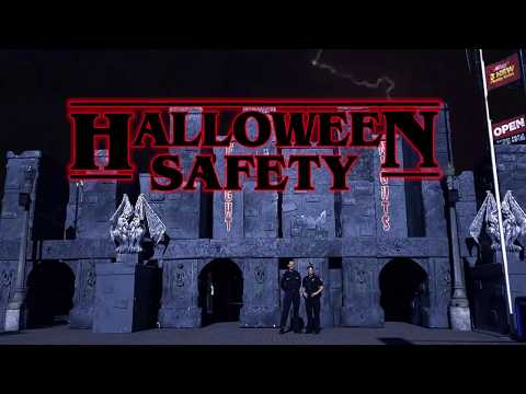 VPD and Vancouver Fire and Rescue: Halloween Safety