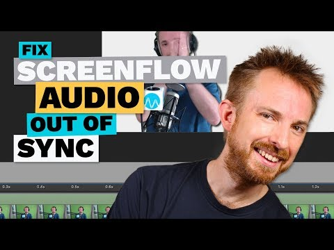 Screenflow Audio Out of Sync