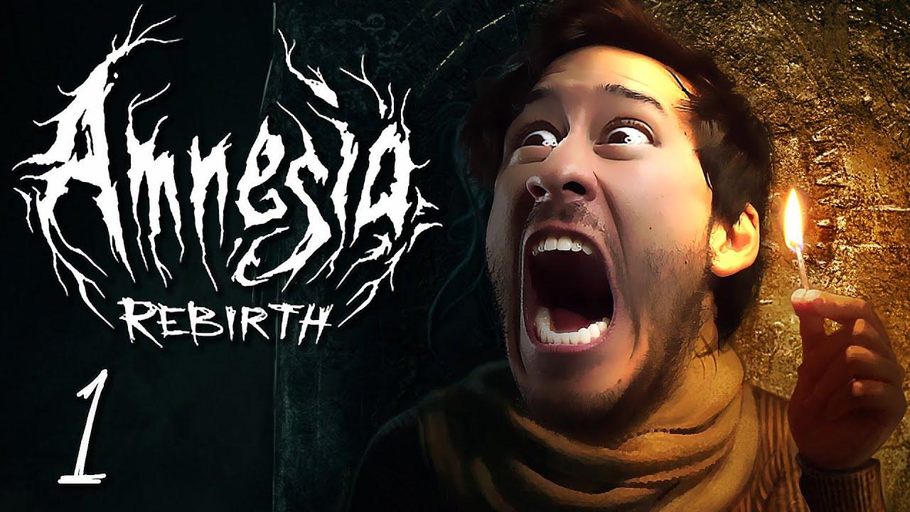 BABY, I'M BACK! | Amnesia: Rebirth - Part 1