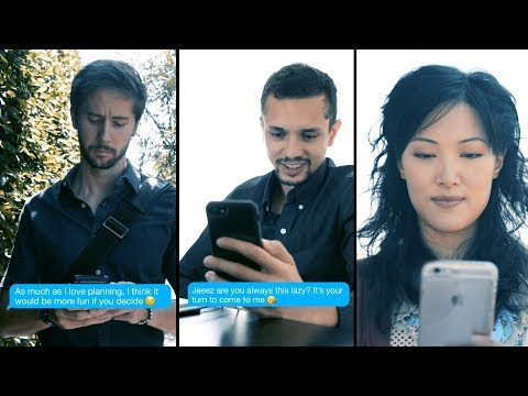 3 Texts That Make Him Chase You (Matthew Hussey, Get The Guy)