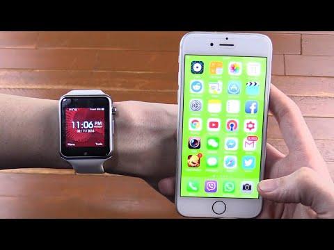Cherry Watch N5 - Apple Watch Clone