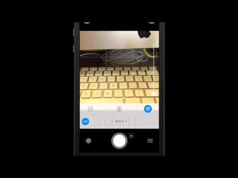 WhiteBalance in iPhone 6 - iPhone Photography Tips For Beginners