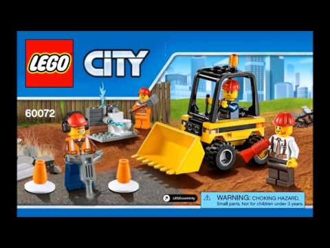 Minecraft LEGO Series: Our brand new city! (Part 1)