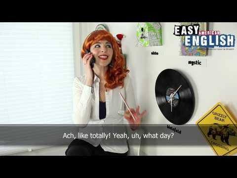 Easy English - American Idioms 4 - Holidays