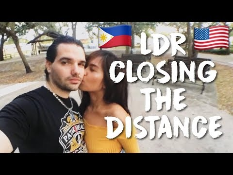 LONG DISTANCE RELATIONSHIP MEETING 2018 | CLOSING THE DISTANCE | PHILIPPINES to USA