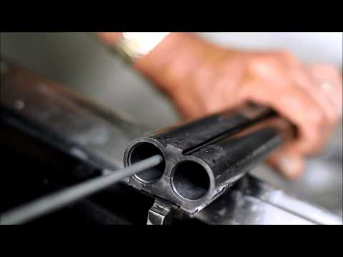 Flex-Hone for Firearms Instruction Video-Polish and Finish Barrels, Chambers & Cylinders