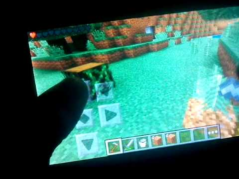 Minecraft PE :How to teleport and find ur lost house in minecraft PE
