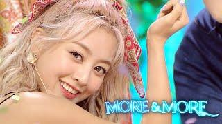 TWICE - MORE & MORE [SBS Inkigayo Ep 1051]