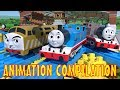 TOMICA Thomas and Friends: Animation Compilation! (Short 39-51 inc. Unstoppable, Timothy and more!)