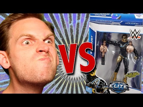 WWE Stardust Elite Collection Action Figure Unboxing