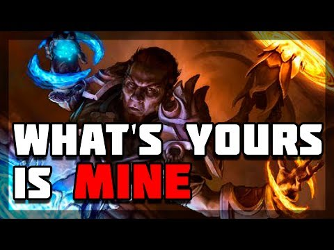 Hearthstone - Mirror entity wins the Game!