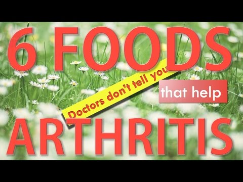 6 foods that Reducearthritisand inflammatorypain