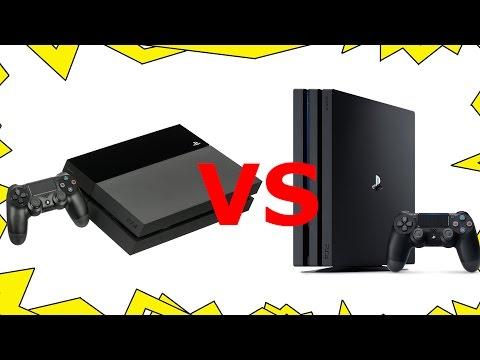 PS4 Pro vs Standar PS4 Review