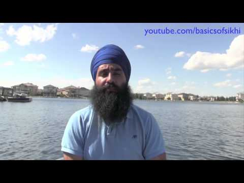Calgary Boat Q&A #4 - Why do Sikhs carry a Kirpan?