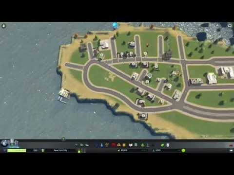 Cities: Skylines - Building New York City - Episode 1: Coney Island, Brighton + Manhattan Beach
