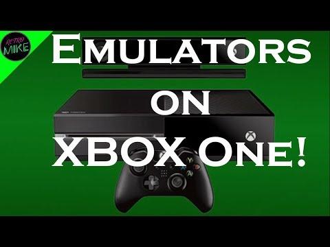 Install Emulators on XBOX One Tutorial (NES, SNES, Genesis, Neo Geo, PS1)