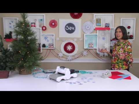 DIY With Sharyn Sowell: Snowflake Garland