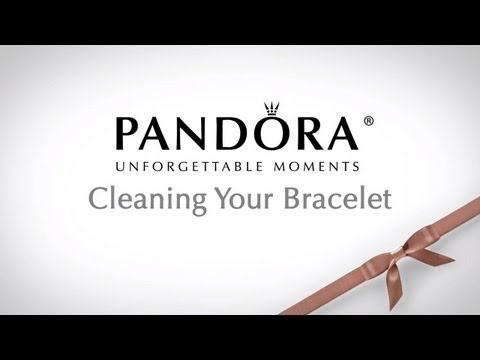 How to Clean a PANDORA Charm Bracelet (Part 2 of 2)