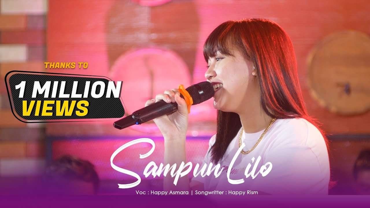 Download HAPPY ASMARA - SAMPUN LILO (Official Live Music Video)   Aku Tresno Karo Kowe MP3 Gratis