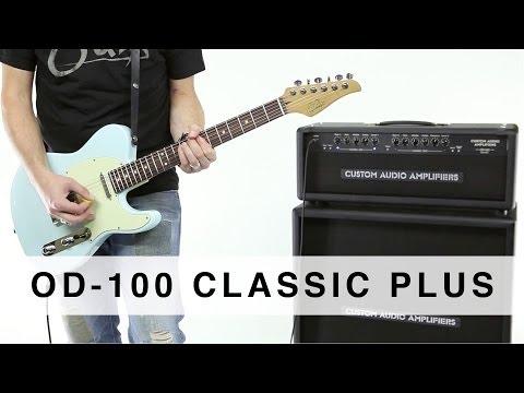 SUHR OD-100 CLASSIC PLUS™ CUSTOM AUDIO AMPLIFIERS