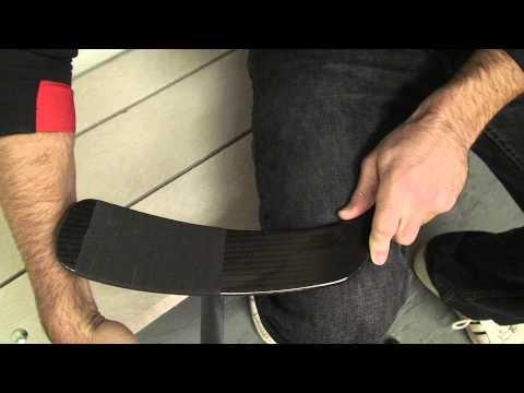 How To Tape A Hockey Stick Blade - HowToHockey.com