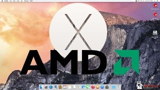 How To Install Mac Os X Yosemite 1010 Hackintosh Amd On Vmware Optimi