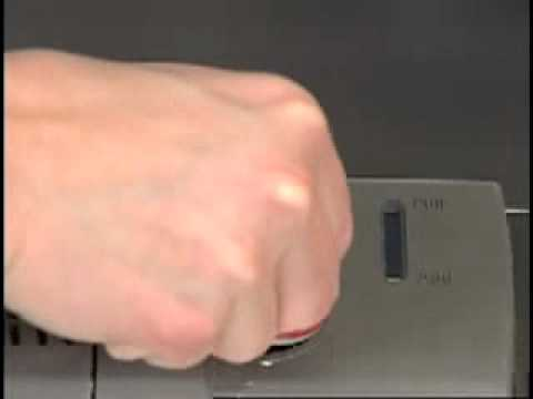 Video:How to Fill a Rinse Aid Dispenser