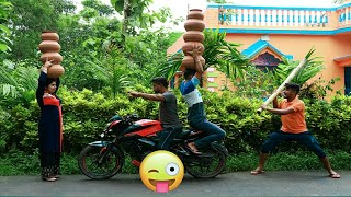 Must Watch New Funny Video 2020_Top New Comedy Video 2020_Try To Not Laugh_Episode-77_By #FunKiVines