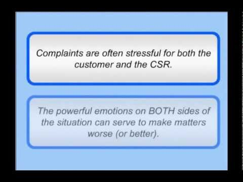 Phone Skills: Handling Complaints - Preview