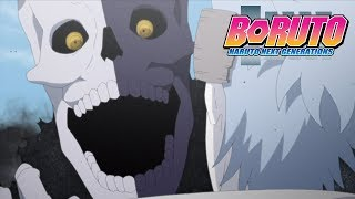 Kankuro's Secret Black Art | Boruto: Naruto Next Generations