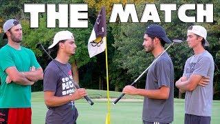 The Match | Matt VS Stephen | 9 Holes Match Play