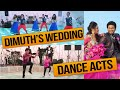Dimuth Anuradha Wedding Ramod With Cool Steps Rocking On The