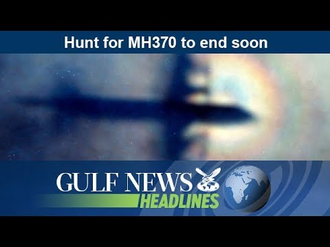Hunt for MH370 to end soon - GN Headlines
