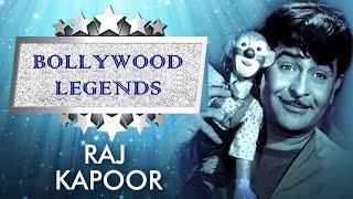 The Journey of Raj Kapoor | #ScreenLegends - Bollywood