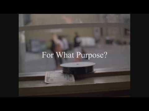 For What Purpose? (Short Film)