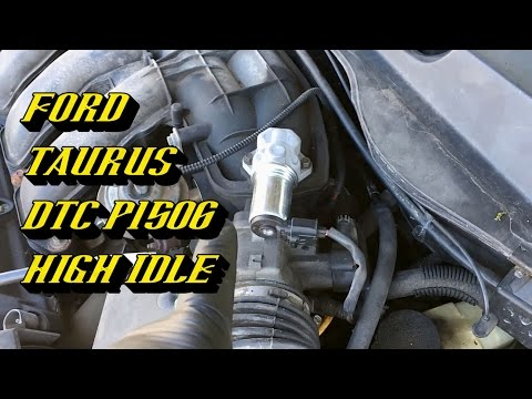 Ford Taurus 3.0L 24v DOHC: $6 FIX for High Idle and Excessive Oil Consumption Concerns