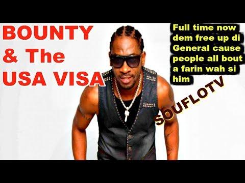 BOUNTY and The USA VISA