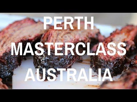 Perth, Australia, 2018 Class, Grand Champion Pitmaster Harry Soo, SlapYoDaddyBBQ.com, Los Angeles