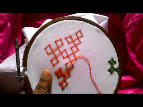 6.Sindhi embroidery, sindhi tanka,kutch work,gujrati stitch.