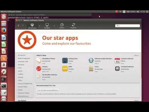 Tutorial Install VLC Player lewat terminal ubuntu
