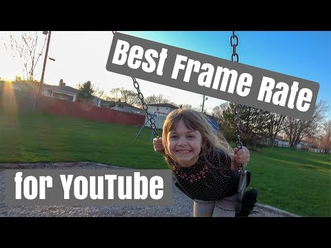 Best Frame Rates for Video