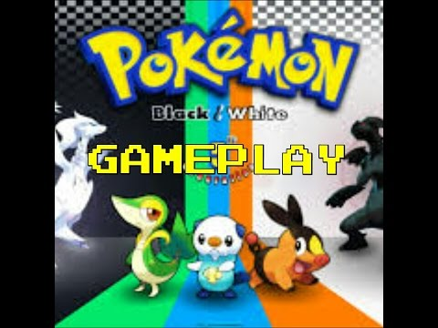 Pokemon Black and White para PPSSPP - GAMEPLAY